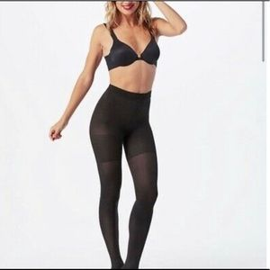Spanx Star Power Shaping Tight Black Size 7/G Plus